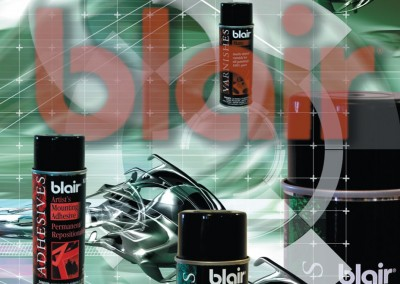 Kaptur Design - Blair Art Products Flyer
