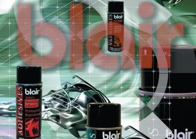 Kaptur Design - Blair Art Products Flyer