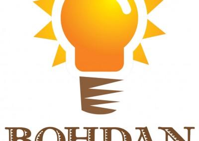 Bohdan Electric Compnay Logo