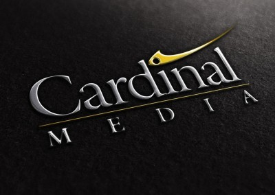 Kaptur Design - Cardinal Media Logo