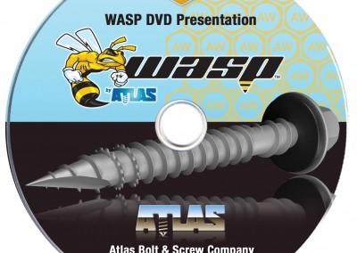 Kaptur Design - Atlas Bolt WASP DVD Cover