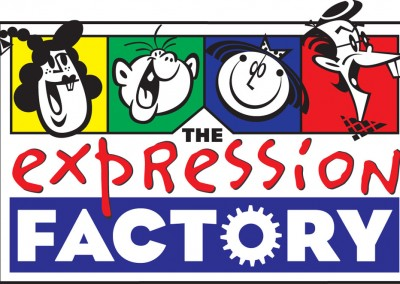 Kaptur Design - Expression Factory Logo