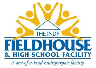 Kaptur Design - The Indy Fieldhouse & High School Facility Logo