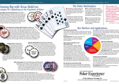 Kaptur Design - The Moneymaker Poker Experience by Osborne Interior