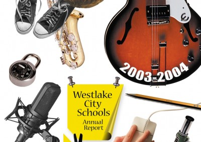 Kaptur Design - Westlake City Schools Annual Report
