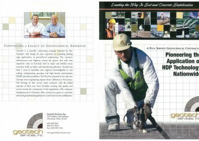 Kaptur Design - Geotech Capabilities Brochure