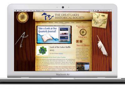 Kaptur Design - Great Lakes Historical Society