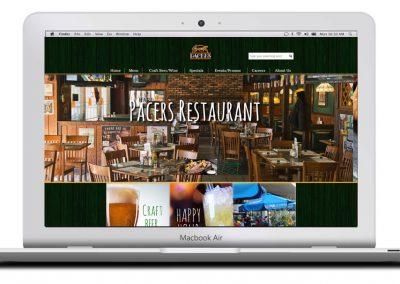 Kaptur Design - Pacers Restaurant