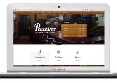 Kaptur Design - Peachtree Southern Restaurant