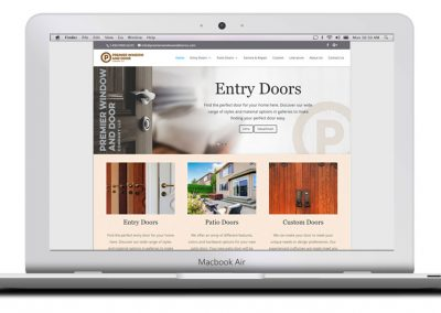 Kaptur Design - Premier Window & Door Co.